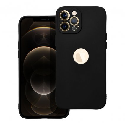 141692 1 pouzdro forcell soft apple iphone 11 pro max 6 5 cerne