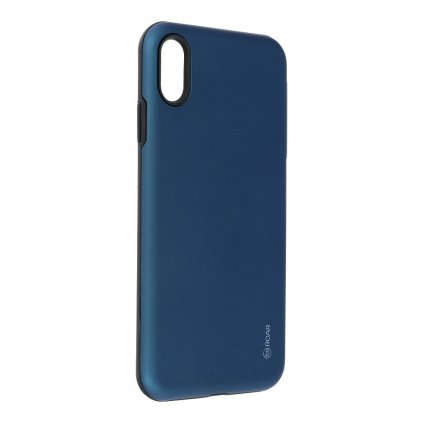 104196 3 pouzdro roar rico armor apple iphone xs max navy blue