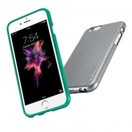 127421 pouzdro i jelly mercury goospery apple iphone xs max zlato ruzove