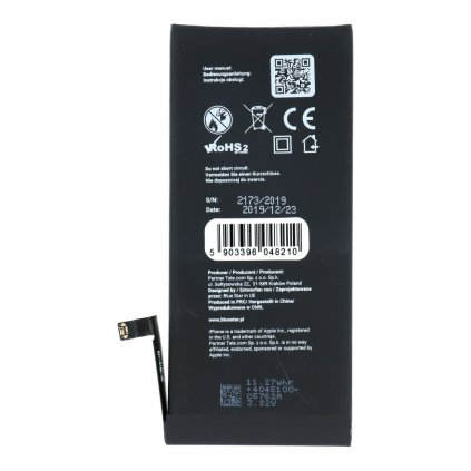 148061 baterie pro apple iphone xr 2942 mah polymer blue star hq