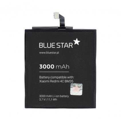 145019 2 baterie pro xiaomi redmi 4c bm35 3000 mah li ion blue star