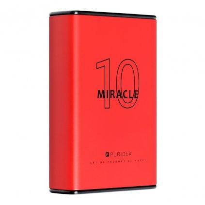 148955 3 externi baterie power bank puridea s15 10 000 mah cervena