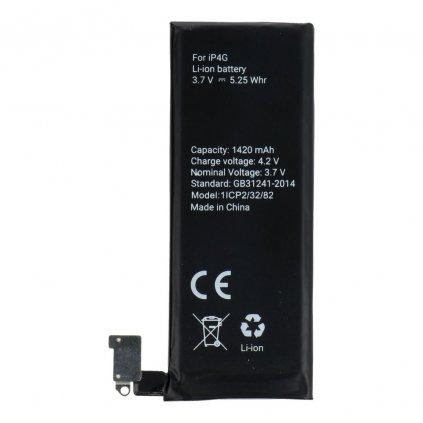 86322 baterie apple iphone 4 1420 mah polymer oem