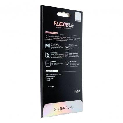 145076 3 tvrzene sklo flexible nano glass 5d full glue apple iphone 6 6s 4 7 bile
