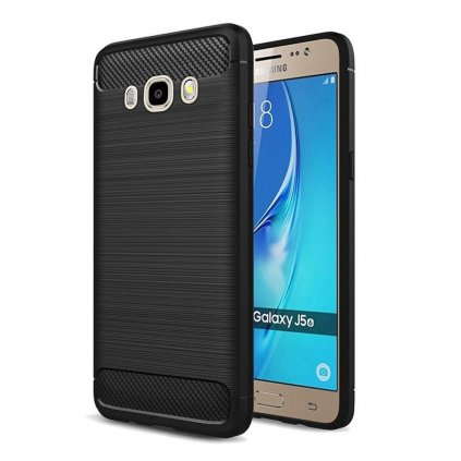 154793 3 pouzdro forcell carbon samsung galaxy j5 cerne