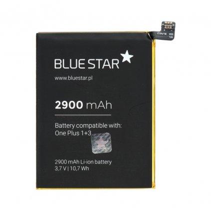 158528 2 baterie pro oneplus 3 2900 mah li ion blue star