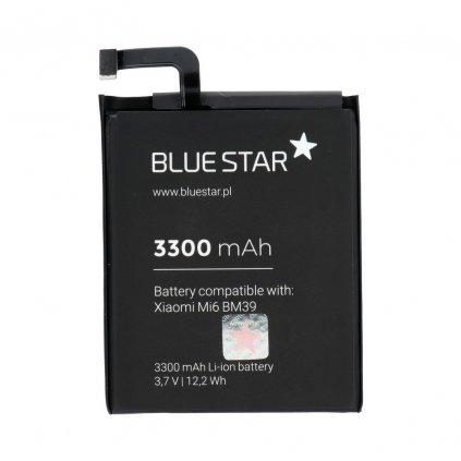 145022 2 baterie pro xiaomi mi6 bm39 3300 mah li ion blue star