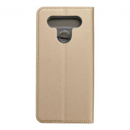 155690 1 pouzdro smart case book lg k41s zlate