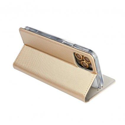 155657 pouzdro smart case book nokia 6 2 7 2 zlate