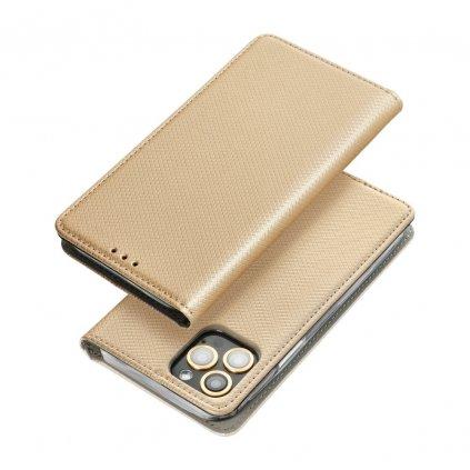 155711 pouzdro smart case book samsung galaxy a31 zlate