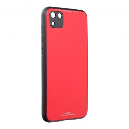 158807 pouzdro forcell glass huawei y5p cervene