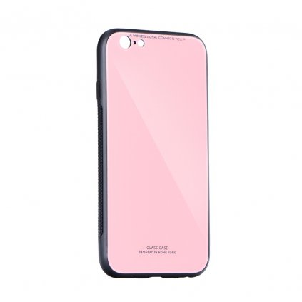 158786 pouzdro forcell glass samsung galaxy a21s ruzove