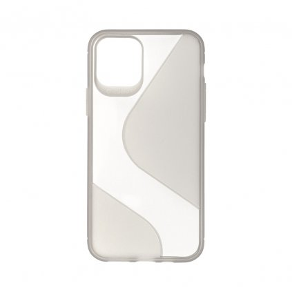 158099 pouzdro forcell s case apple iphone 12 mini cerne