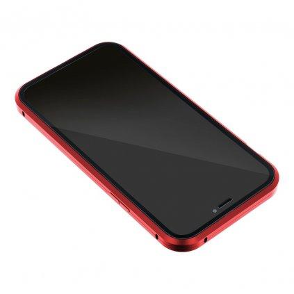 158399 3 pouzdro magneto 360 apple iphone 7 8 se cervene