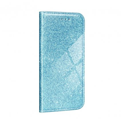 160766 pouzdro forcell shining book samsung galaxy a21s modre