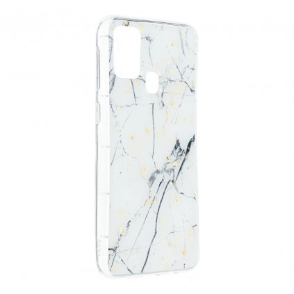159605 3 pouzdro forcell marble samsung galaxy m31 vzor 1