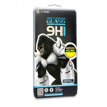122855 3 ochranne tvrzene sklo x one 4d samsung galaxy s10e full glue easy on 0 2 mm cerne