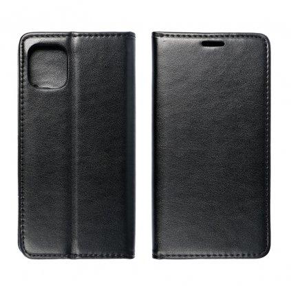162587 pouzdro magnet flip wallet book xiaomi mi 10 lite cerne