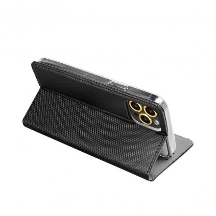 165836 3 pouzdro forcell smart case motorola moto g9 plus cerne