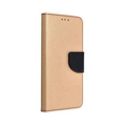 164324 pouzdro fancy book apple iphone 12 12 pro cerne zlate