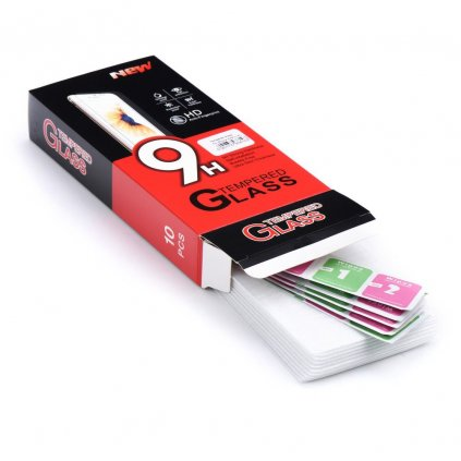 168014 ochranne tvrzene sklo set 10ks apple iphone 12 pro max
