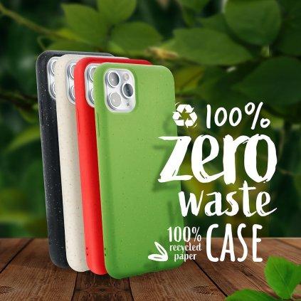 170831 pouzdro forcell bio zero waste case samsung galaxy a52 5g zelene