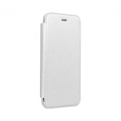 153299 pouzdro forcell electro book samsung galaxy a21s stribrne