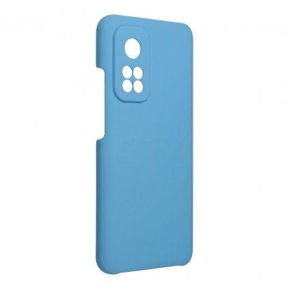 167387 2 pouzdro forcell soft touch silicone xiaomi mi 10t mi 10t pro modre