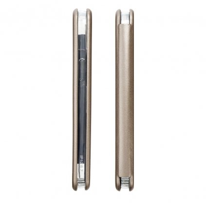 171026 1 pouzdro forcell book elegance samsung galaxy m11 zlate