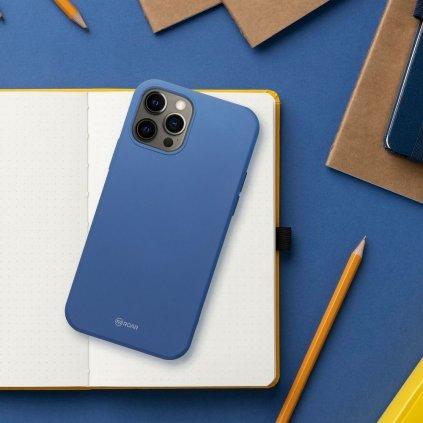 160016 2 pouzdro roar colorful jelly case samsung galaxy m31s navy blue