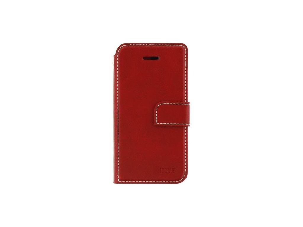 Molan Cano Issue Book Pouzdro pro Xiaomi Mi 11 Ultra Red