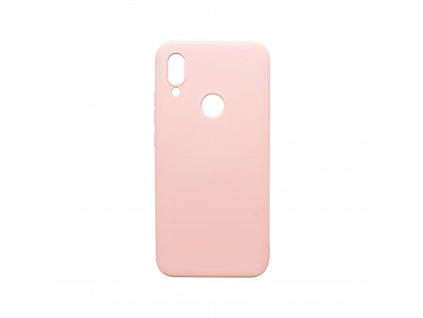 mobilNET silikónové puzdro Soft, Xiaomi Redmi 7 ružové