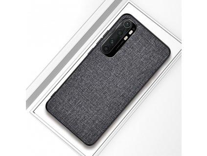 Ochranné púzdro Cloth Xiaomi Mi Note 10 Lite