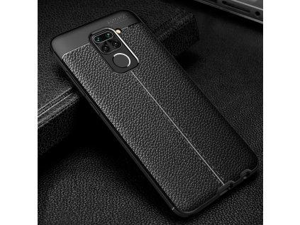 Ochranné púzdro Leather Xiaomi Redmi Note 9
