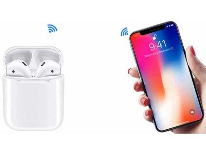 i100 TWS Auricolare Bluetooth 50 1