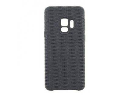 EF-GG960FJE Samsung Hyperknit Cover Grey pro G960 Galaxy S9 (EU Balení)