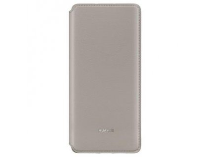 Huawei Original Wallet Pouzdro Khaki pro Huawei P30