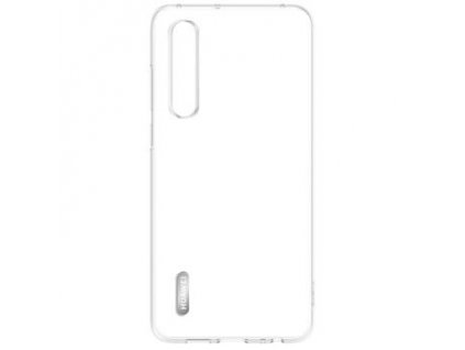 Huawei Original Clear Protective Kryt Transparent pro Huawei P30