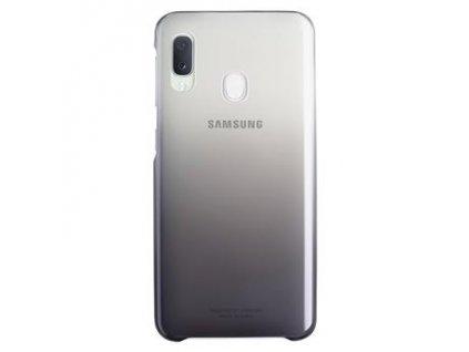 EF-AA202CBE Samsung Gradation Kryt pro Galaxy A20e Black