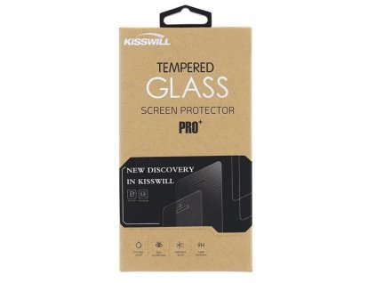 Kisswill Tvrzené Sklo 2.5D 0.3mm pro Samsung G398 Galaxy Xcover 4s