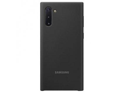 EF-PN970TBE Samsung Silikonový Kryt pro N970 Galaxy Note 10 Black