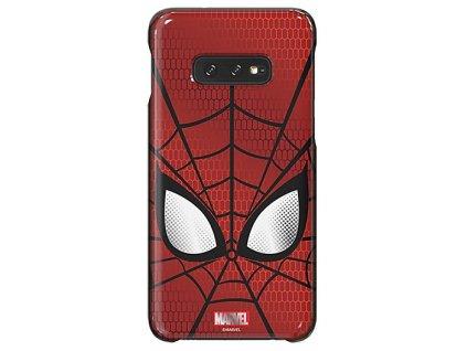 GP-G970HIFGHWD Samsung Original Stylový Kryt Spider Man pro G970 Galaxy S10e
