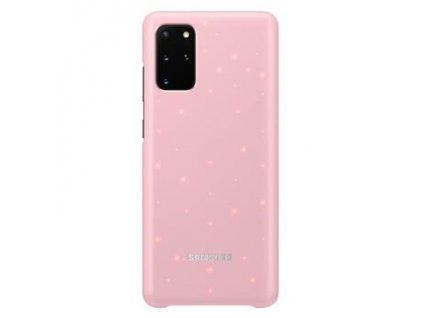 EF-KG985CPE Samsung LED Kryt pro Galaxy S20+ Pink