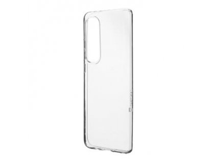 Tactical TPU Kryt pro Xiaomi Mi Note 10 Lite Transparent