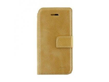 Molan Cano Issue Book Pouzdro pro Samsung Galaxy M51 Gold