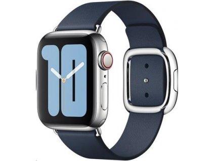 MXPD2ZM/A Apple Watch 40mm Deep Sea Blue Modern Buckle (Small)