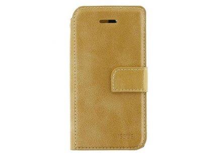 Molan Cano Issue Book Pouzdro pro Samsung Galaxy A42 Gold