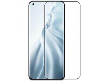 Nillkin Tvrzené Sklo 3D DS+ MAX Diamond Jade Black pro Xiaomi Mi 11