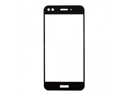 Ochranné temeprované sklo Q sklo Huawei P9 Lite mini čierne fullcover