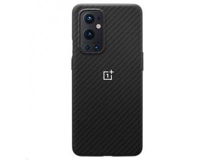 OnePlus Karbon Bumper Kryt Black pro 9 Pro